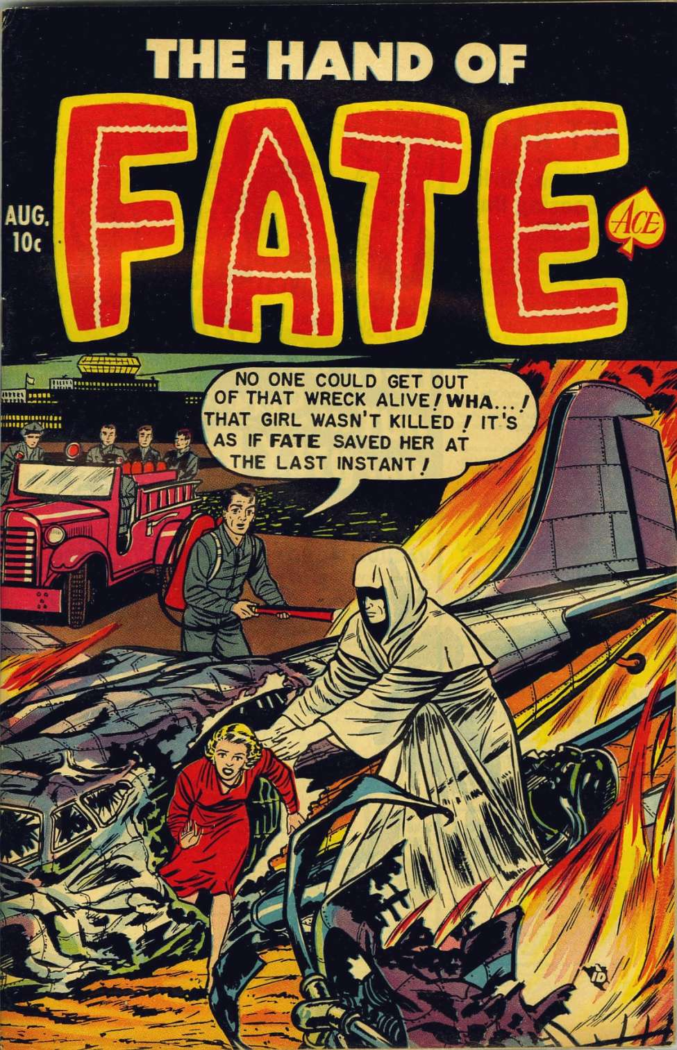 The Hand of Fate #12 by Ace