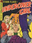 Undercover Girl #5 by Magazine Enterprises