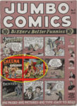 Jumbo Comics #7 by Fiction House