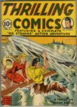 Thrilling Comics v2 #6 by Pines