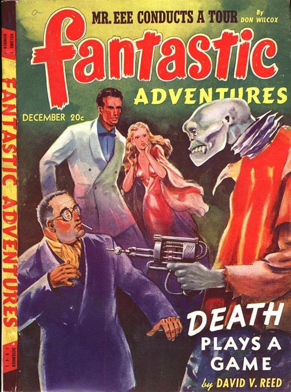 Fantastic Adventures v3 #10