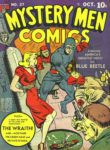 Mystery Men #27, Fox Features