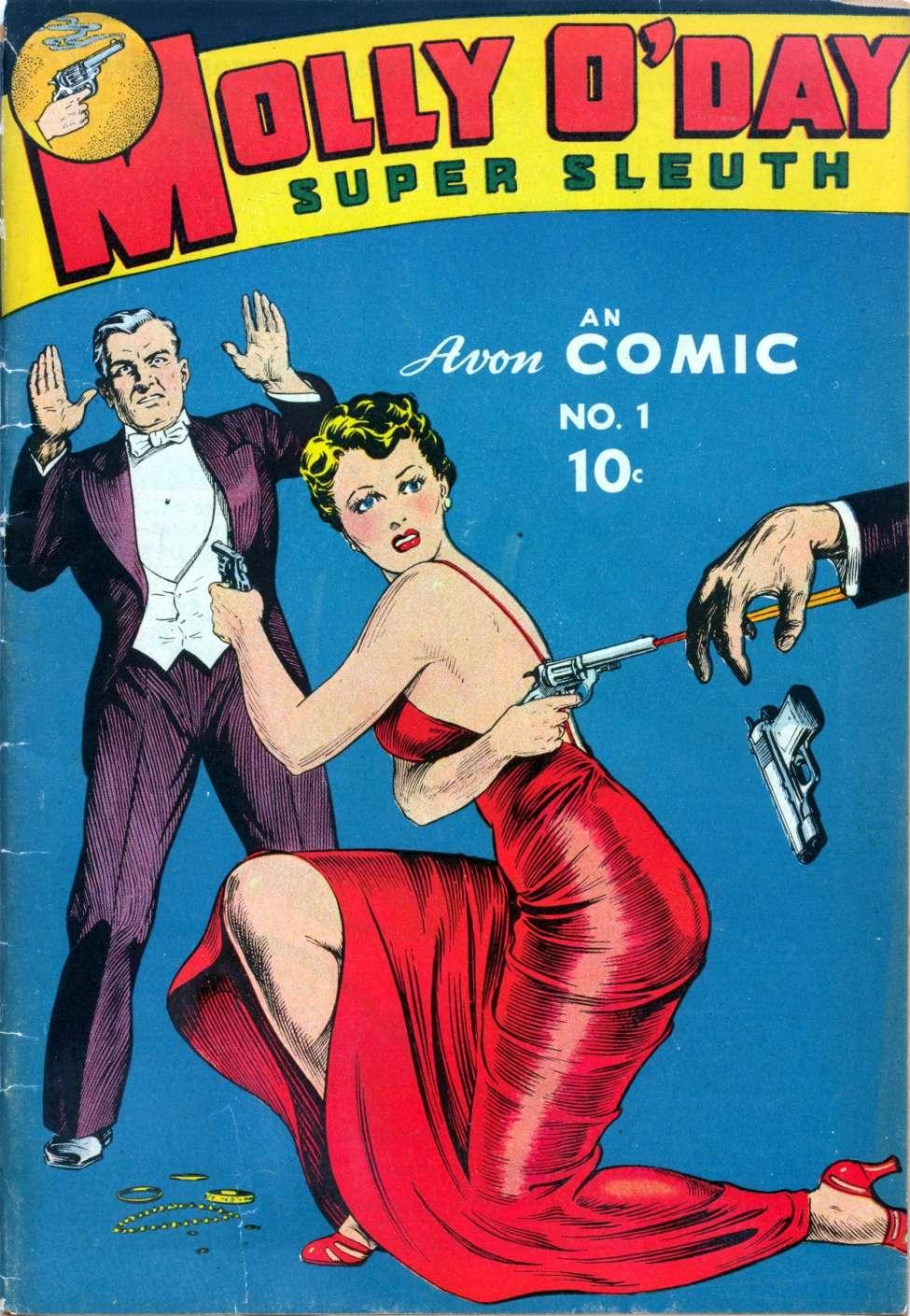 Molly O'Day #1, Avon Comics