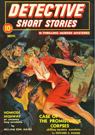 Detective Short Stories v3 #5