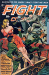 Fight Comics #33, Fiction House