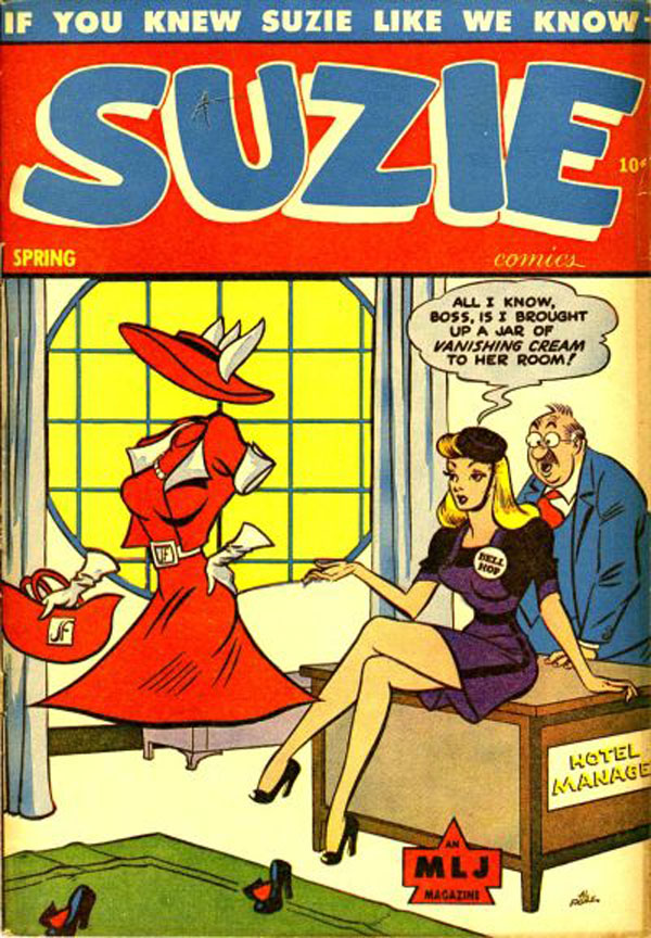 Suzie Comics #49, MLJ