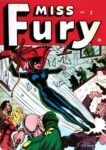 Miss Fury #3, by Medallion Publishing