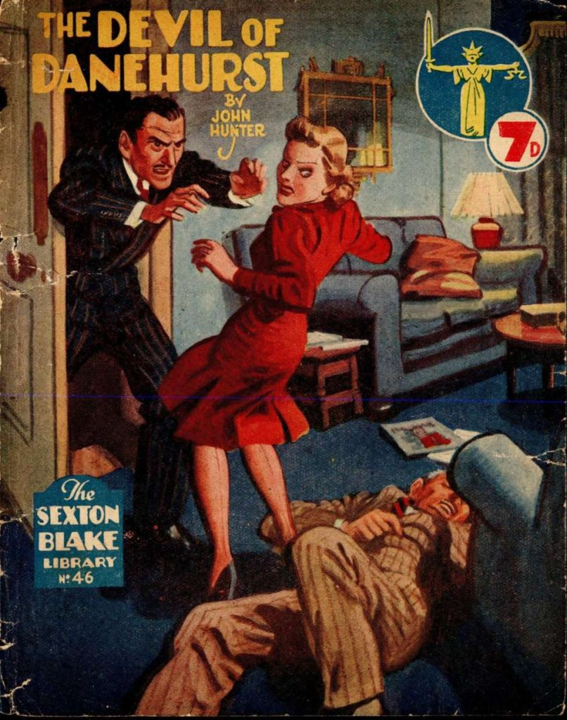 The Sexton Blake Library S3 #46