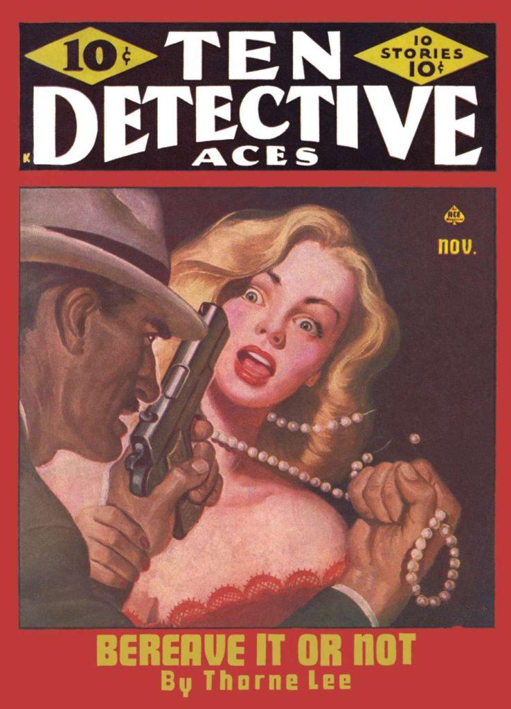 Ten Detective Aces v51 #4