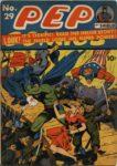 Pep Comics #29, MLJ