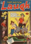 Top Notch Laugh Comics #36, MLJ