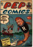 Pep Comics #48, MLJ