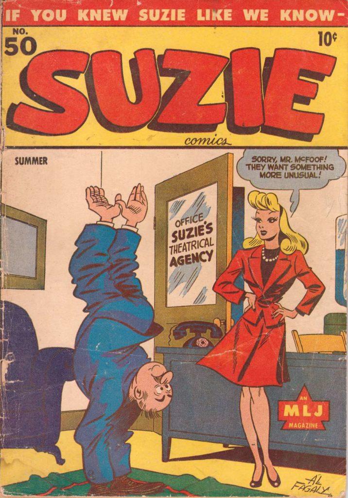 Suzie #50, MLJ