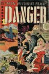 Danger #3, Comics Media