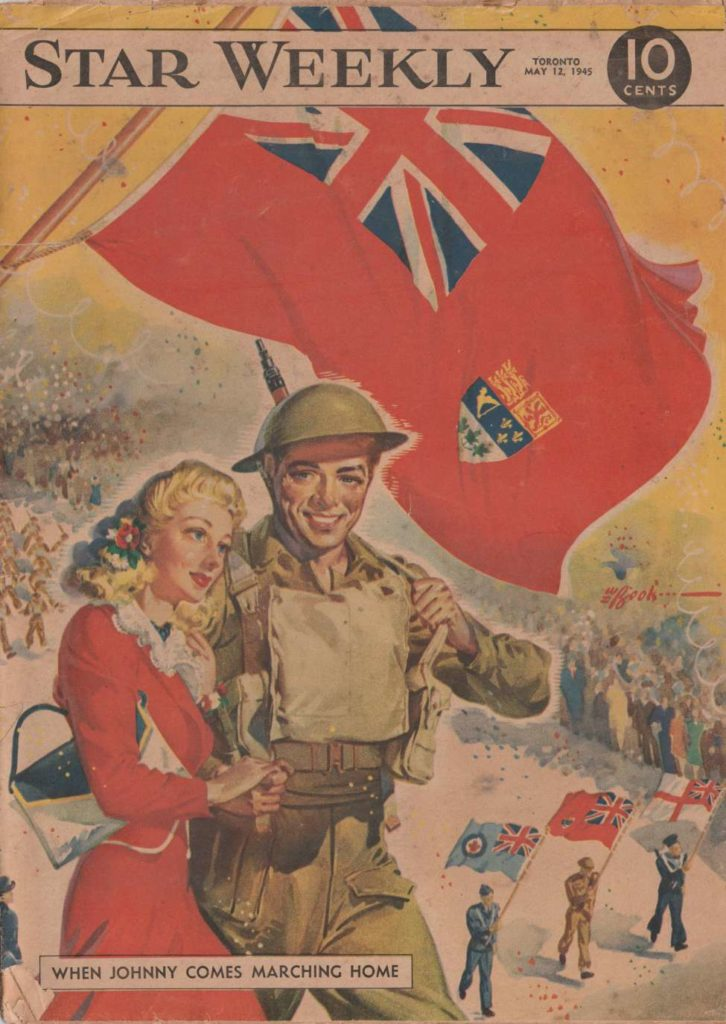 Star Weekly, May 12, 1945