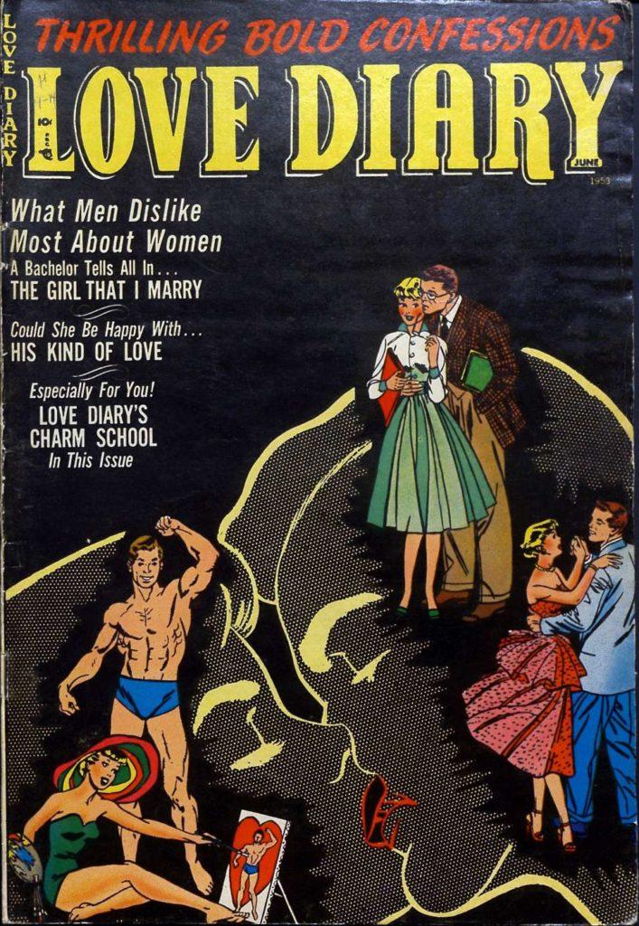 Love Diary #35, Orbit-Wanted