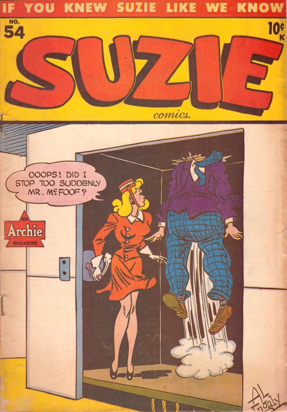 Suzie #54, MLJ