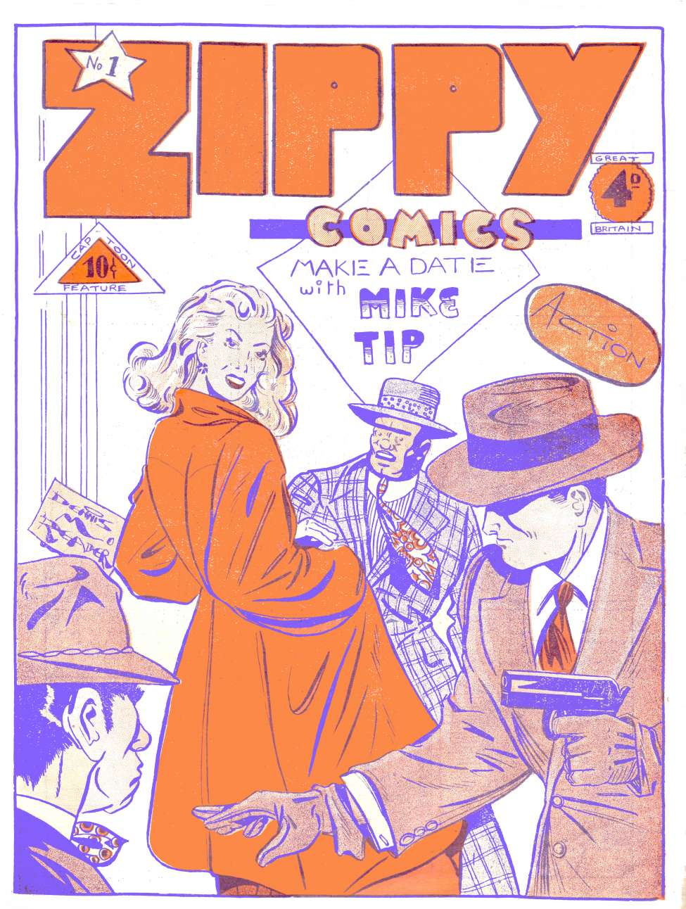 Zippy Comics #1 (UK)