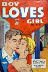 Boy Loves Girl #34, Lev Gleason