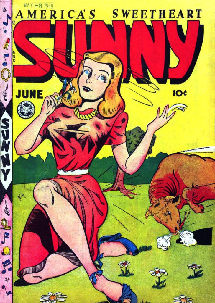 Sunny #14, Fox Features