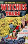 Witches Tales #9, Harvey
