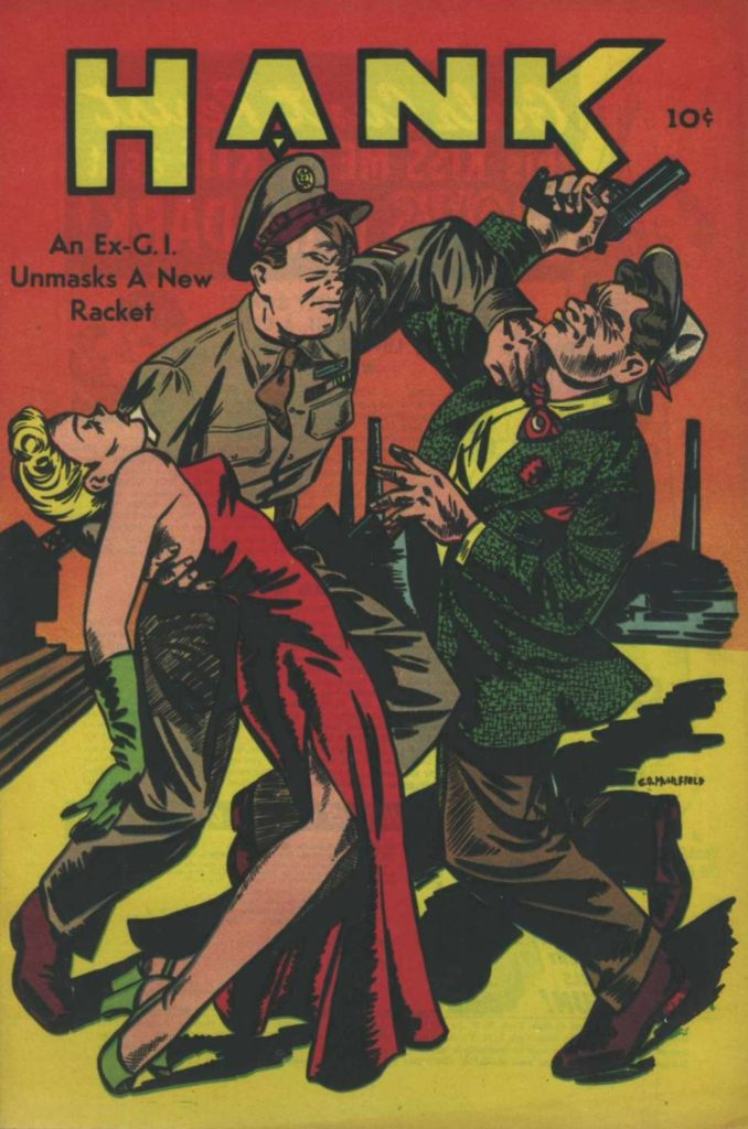 Hank (1946) by Pentagon Publishing