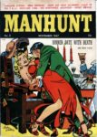 Manhunt #2, Magazine Enterprises