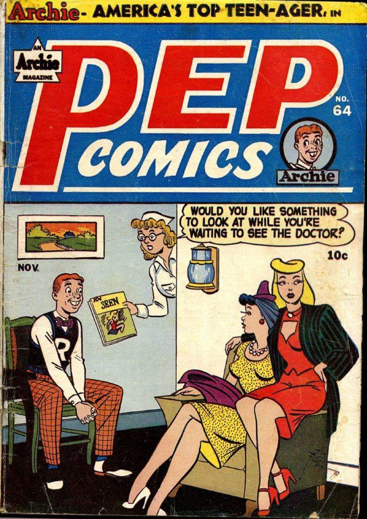Pep Comics #64, MLJ