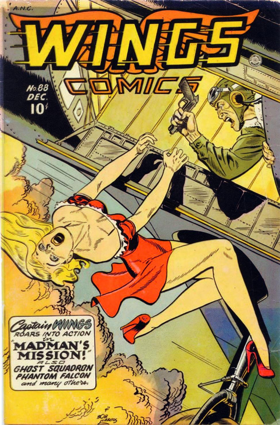 Wings Comics #88, Fiction House
