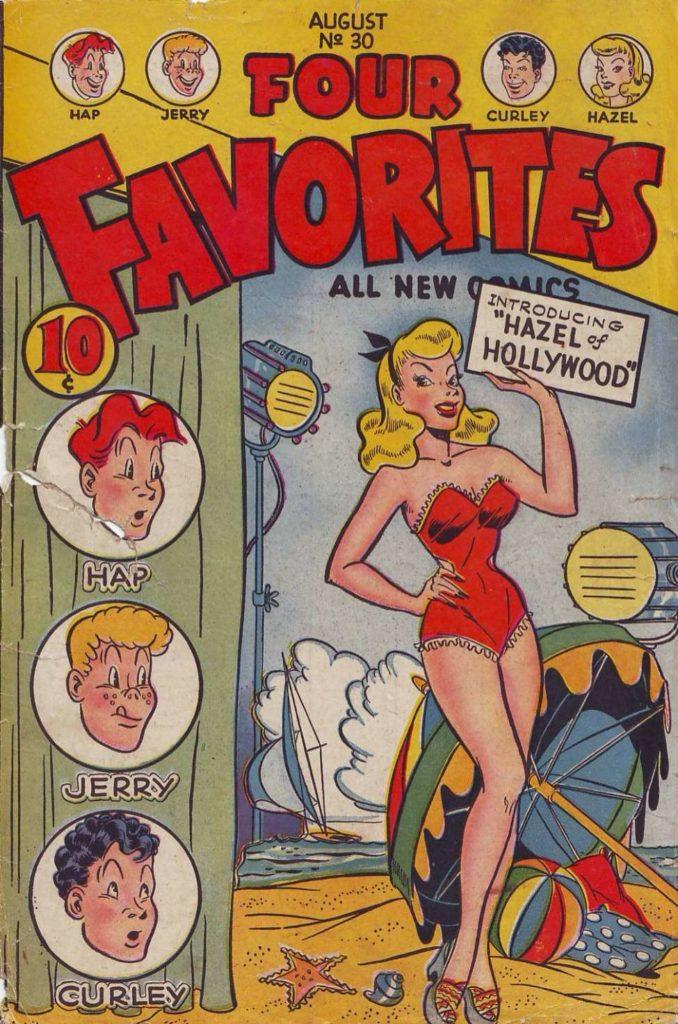 Four Favorites #30, Ace