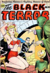 The Black Terror #20, Pines