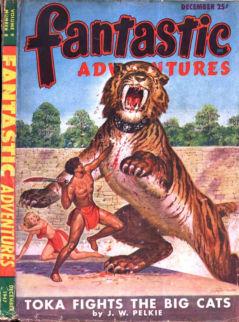 Fantastic Adventures v9 #8 (Dec. 1947)