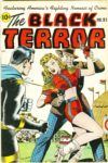 The Black Terror #21, Pines