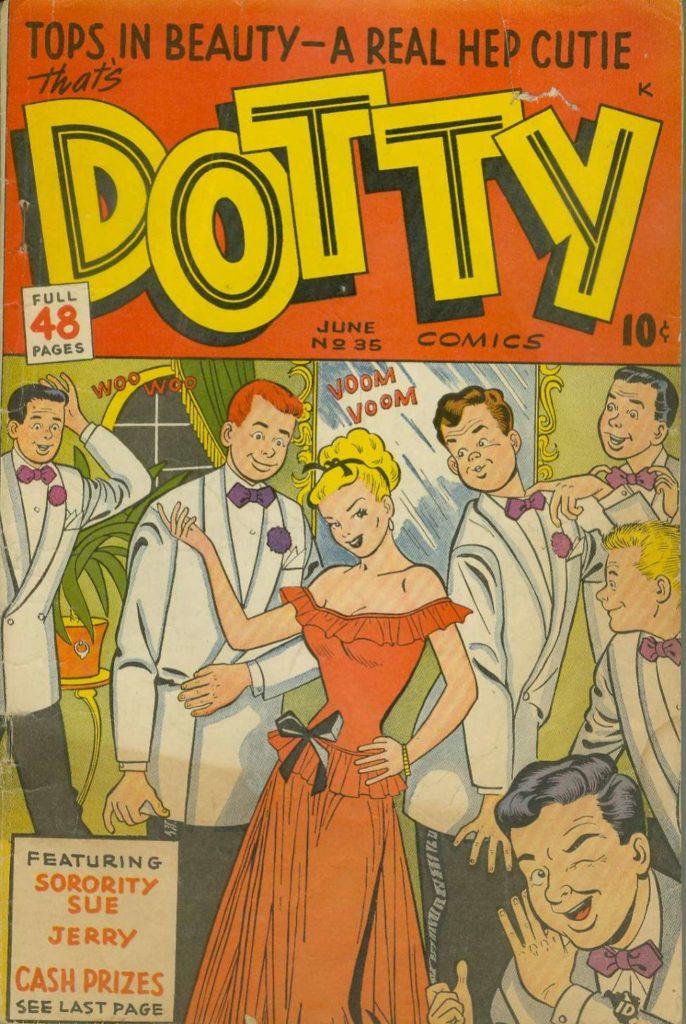 Dotty #35, Ace Magazines