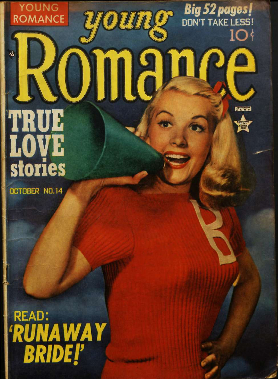 Young Romance v3 #2, Prize