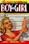Boy Meets Girl #2, Lev Gleason