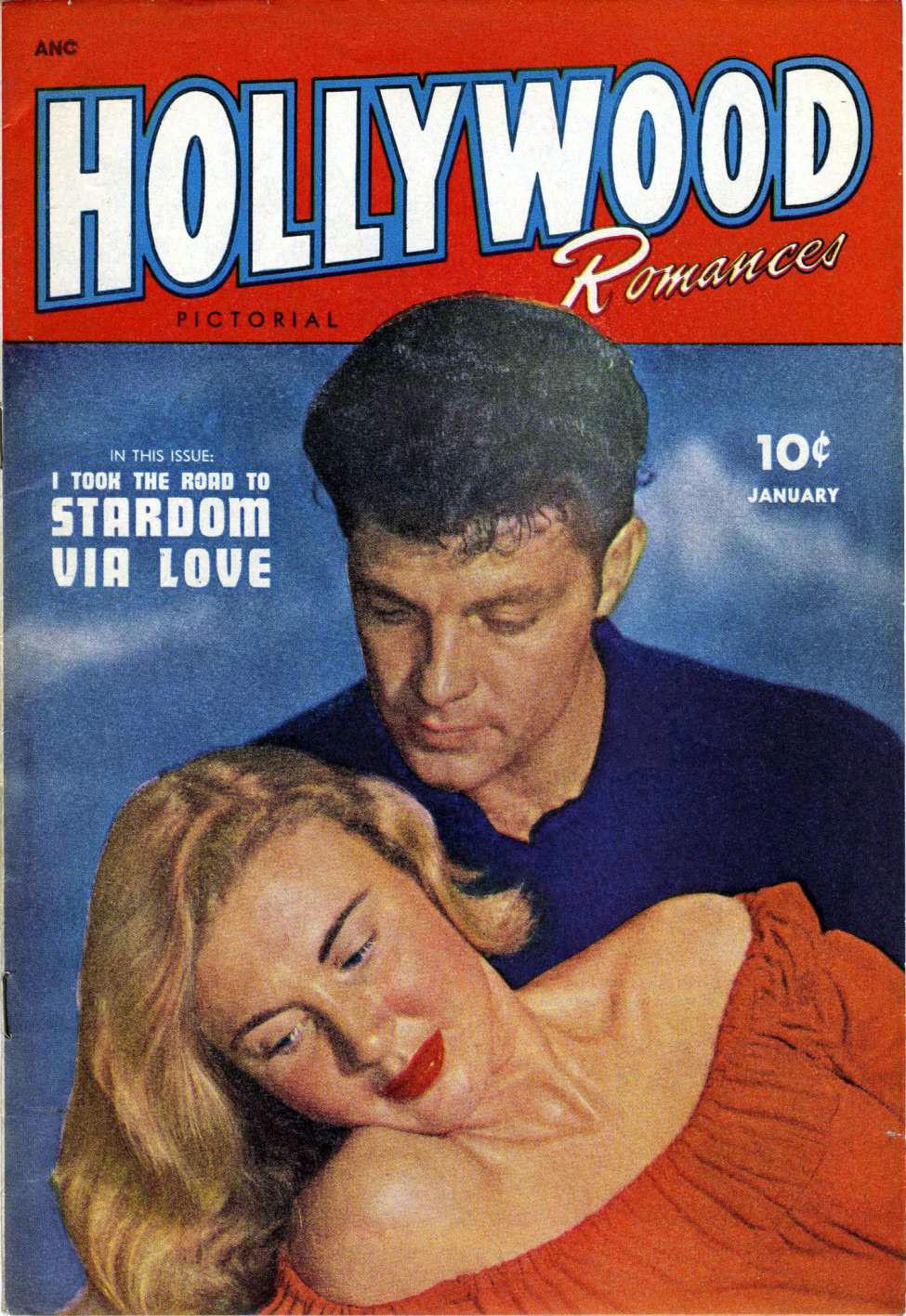 Hollywood Pictorial Romances #3, St. John