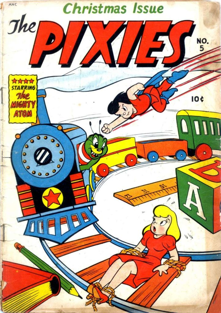 The Pixies #5, Magazine Enterprises