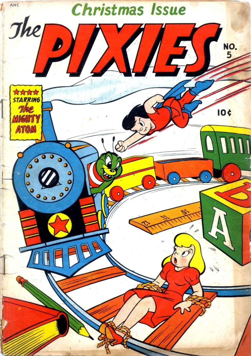 The Pixies #5, Magazine Enterprises