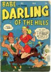 Babe, Darling of the Hills #8, Prize Comics