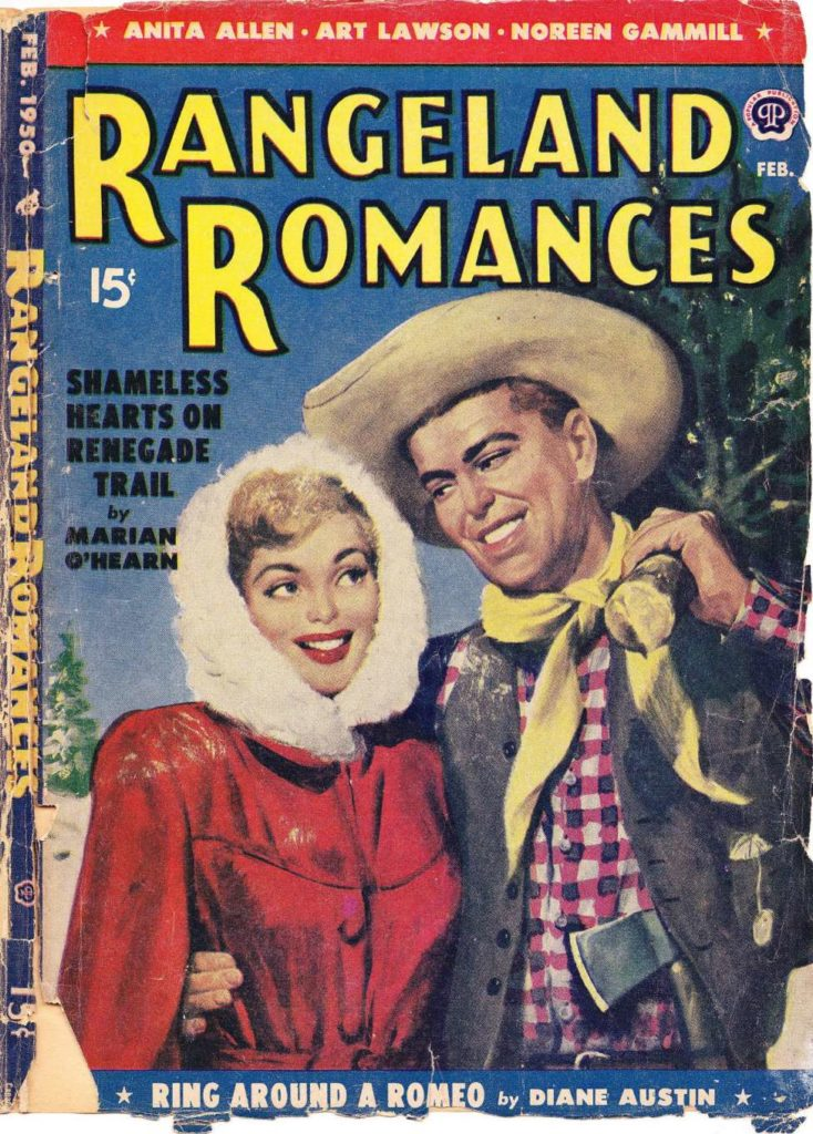 Rangeland Romances v46 #1, Popular Publications