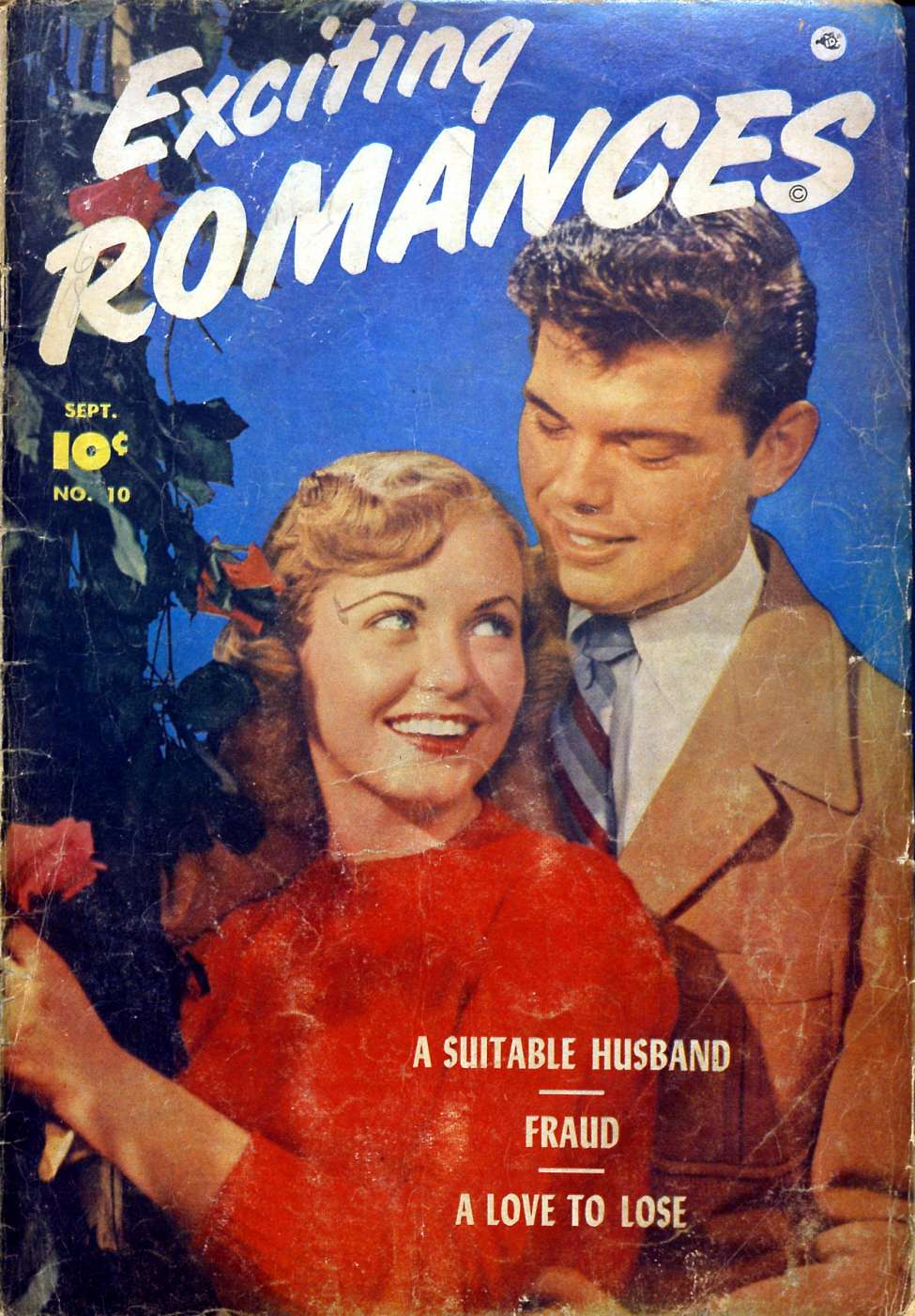 Exciting Romances #10, Fawcett
