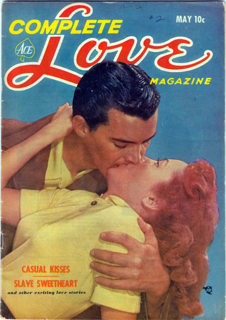 Complete Love Magazine v28 #3, Ace