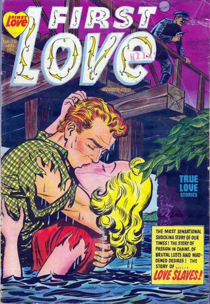 First Love #36, Harvey