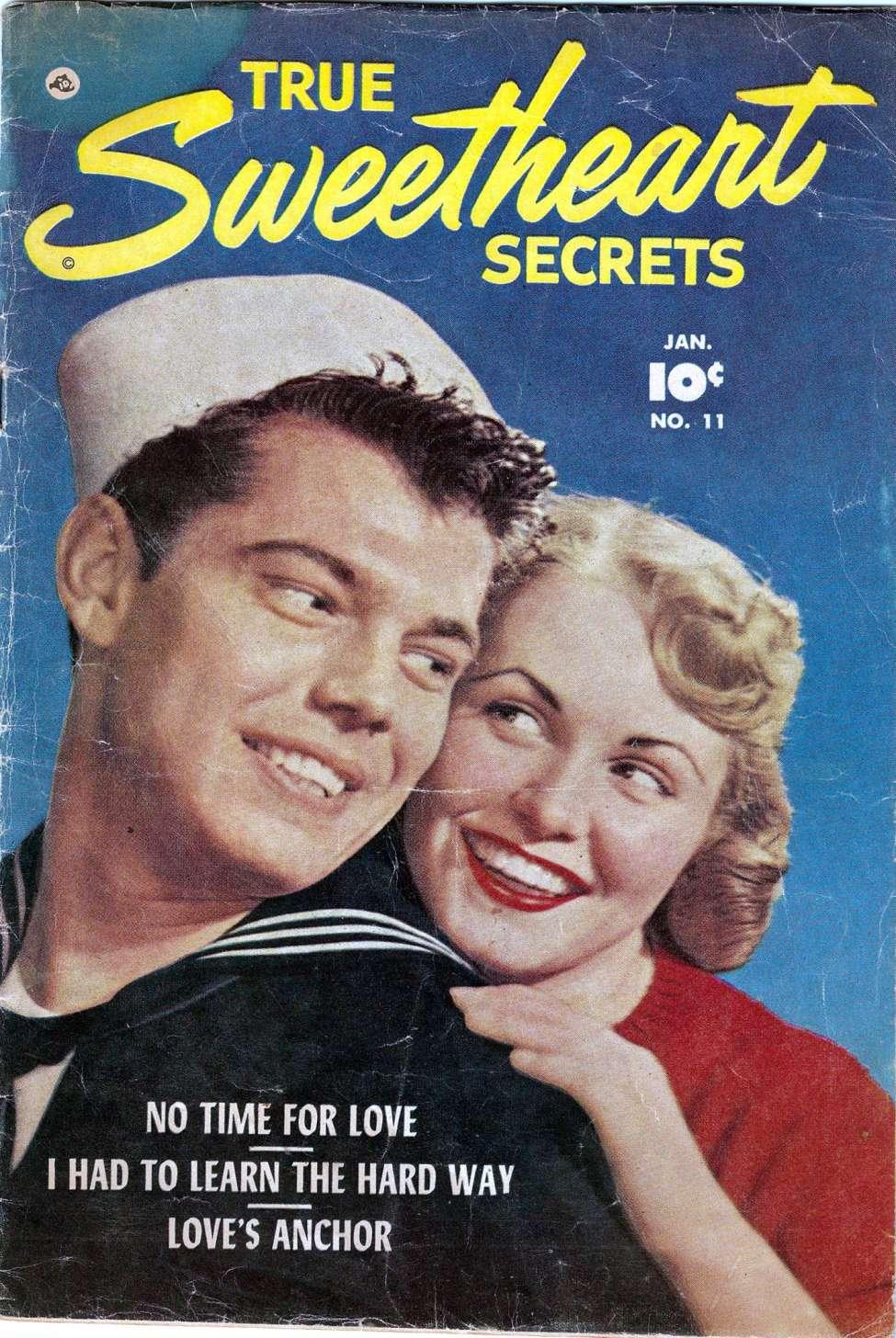 True Sweetheart Secrets #11, Fawcett
