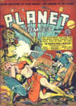Planet Comics #17, Fiction House