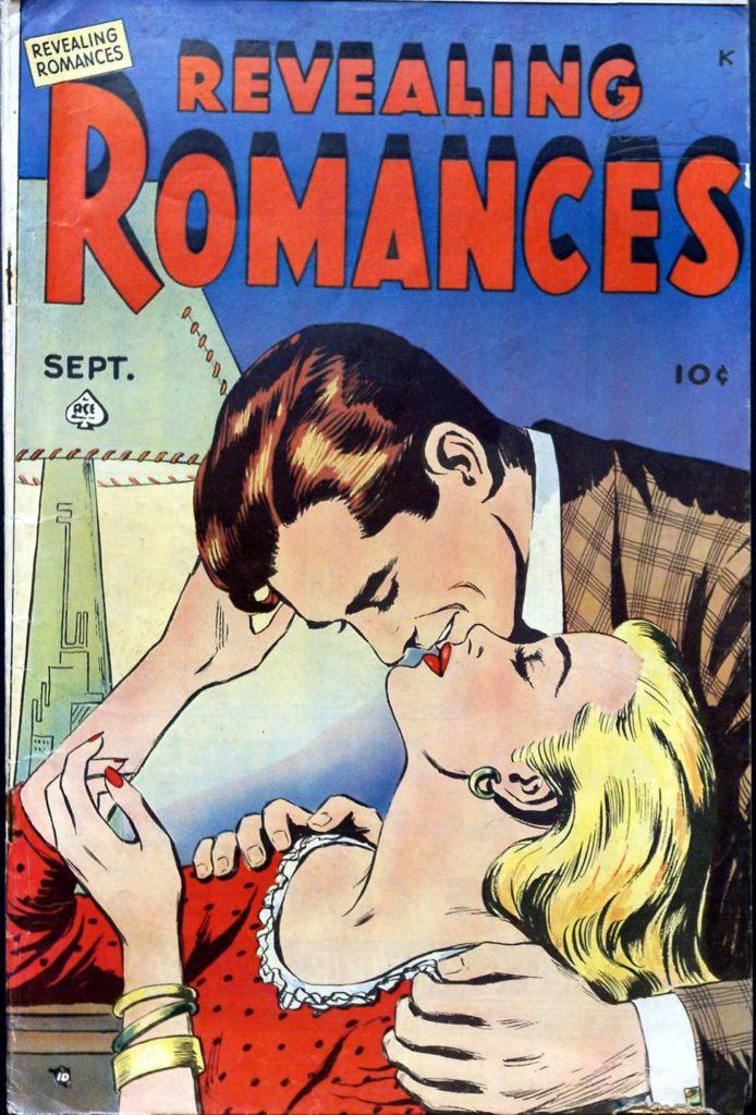 Revealing Romances #1, Ace