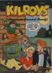 The Kilroys #9, American Comics Group