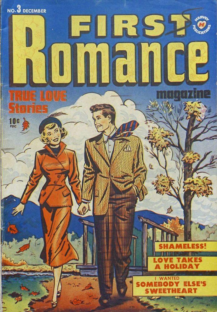 First Romance #3, Harvey