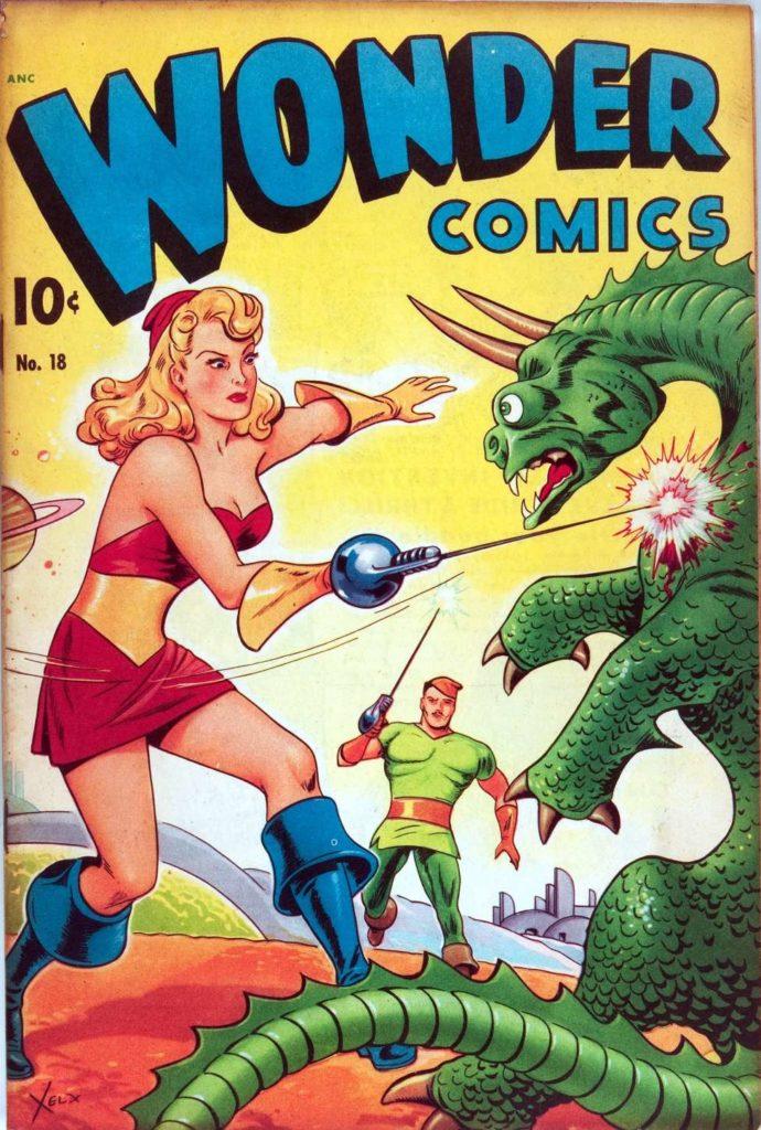 Wonder Comics #18
